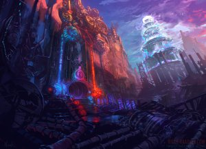 izzet_guildgate_by_noahbradley-d5zbw03